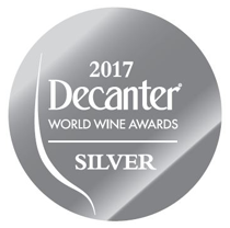 Silver Decanter Wine Award 2017 - Viognier 2015